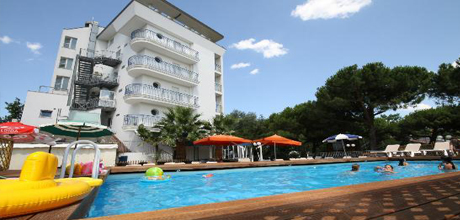 Hotel a Riccione convenzionati con Riccione Terme